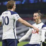 Bale membantu Tottenham menang besar