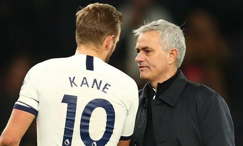 Mourinho: 'Kane berkembang seperti Benzema'