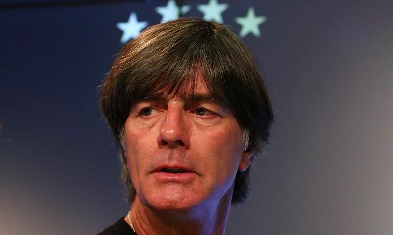 Joachim Low meninggalkan Jerman setelah Euro