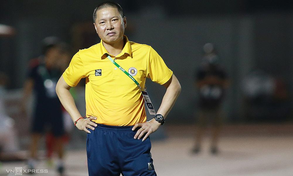 Pelatih Hanoi: 'Bersama sebagai pemain, jangan saling bunuh'