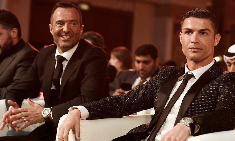 Jorge Mendes berencana memboyong Ronaldo kembali ke Real