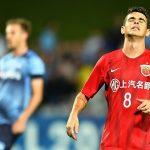 Oscar dan biaya bermain sepak bola di China