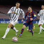 Messi dan Ronaldo menghadapi 'bencana Liga Champions'