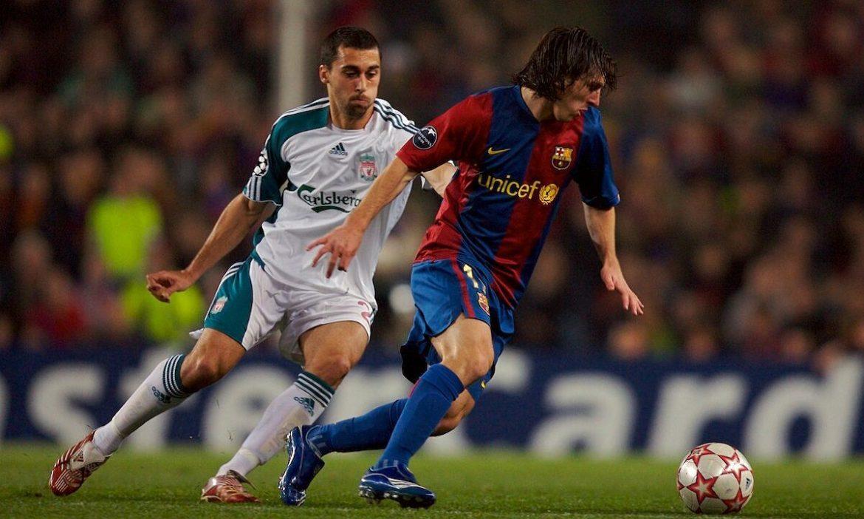 Barca belum tersingkir di babak kedelapan sejak 2007