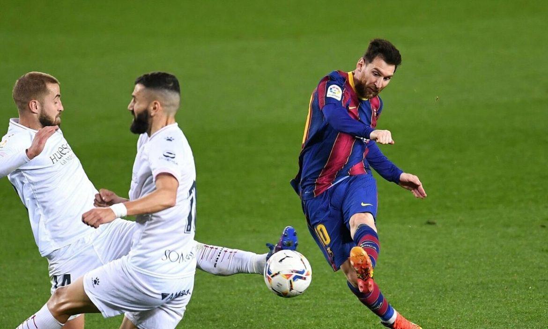 Messi kembali ke La Liga