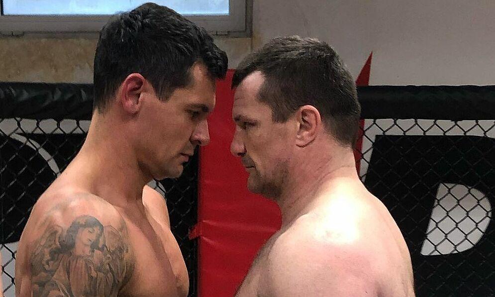 Dejan Lovren berlatih melawan MMA