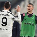 Morata bersinar dalam comeback Juventus