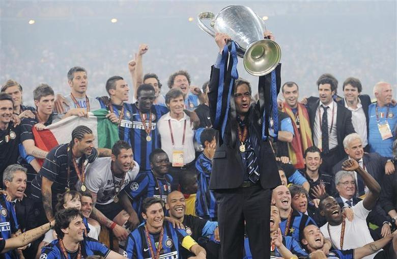 Cassano: 'Mourinho membalas sepak bola saat memenangkan Liga Champions'