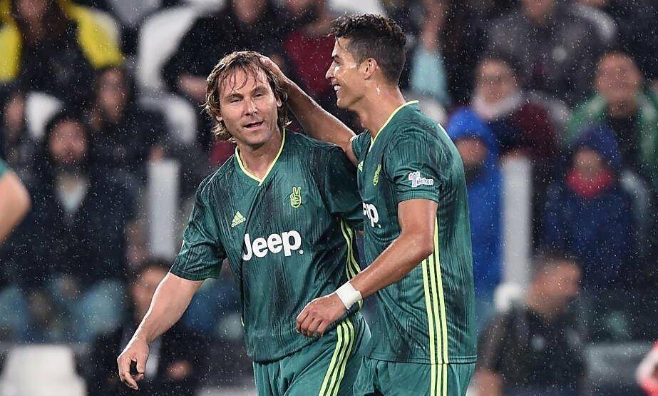Wakil Presiden Juventus: 'Tidak bisa menyentuh Ronaldo'