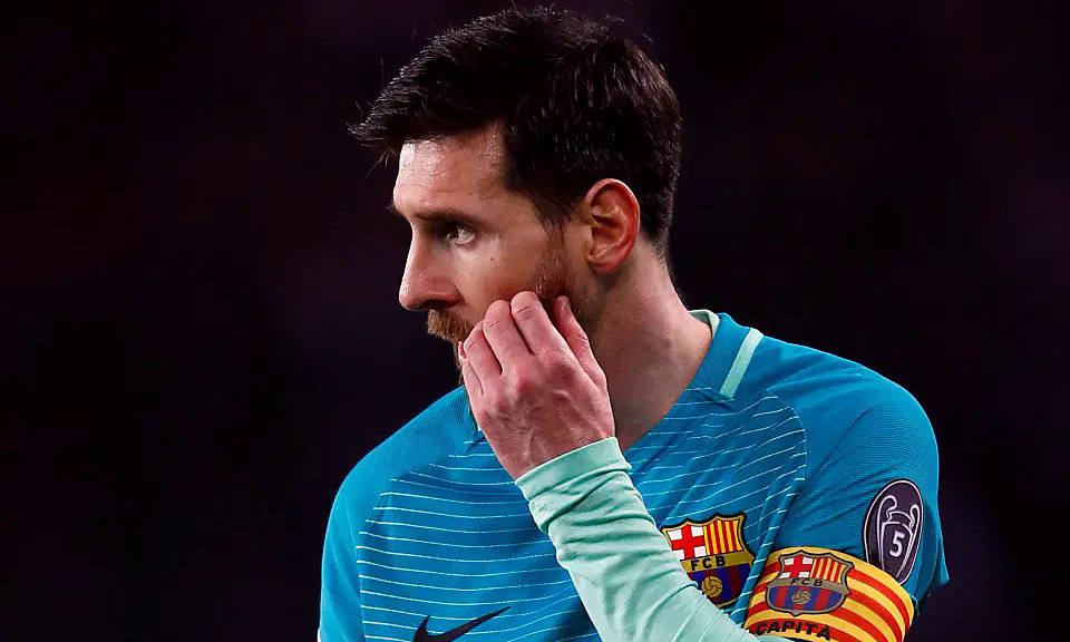 Messi dan Parc des Princes yang 'berbahaya'