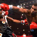 Mike Tyson membawa karate ke atas ring