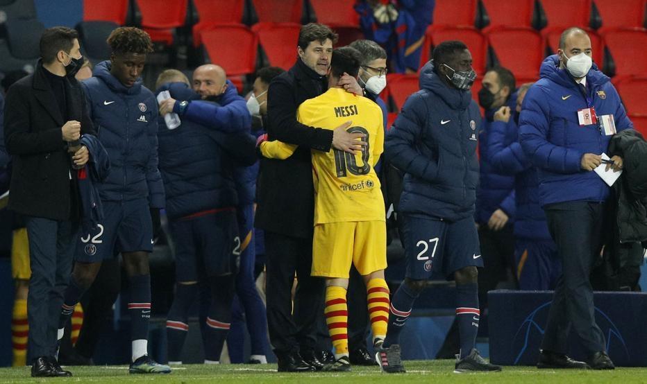 Marquinhos: 'Tidak termasuk Barca berkat penyesuaian pelatih Pochettino'
