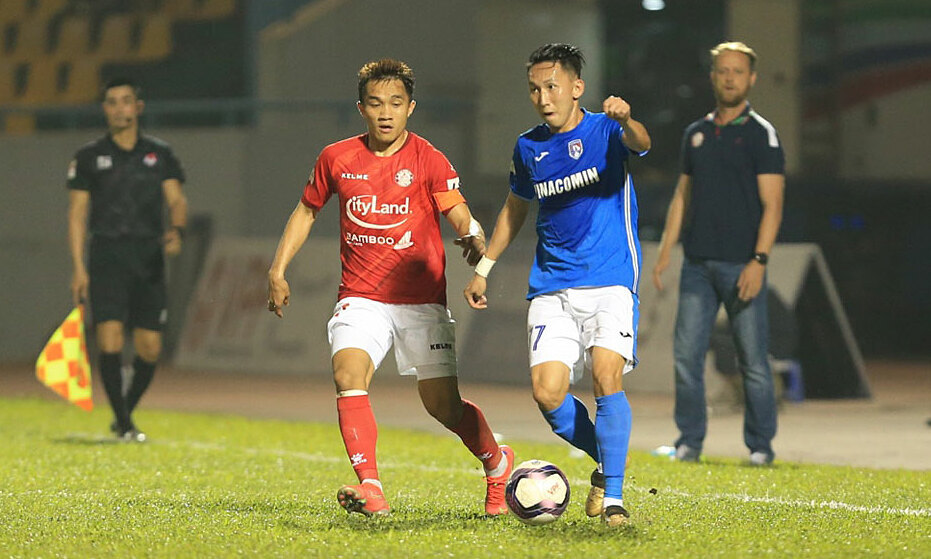 Gelandang Nghiem Xuan Tu: 'Saya menghargai setiap menit di lapangan'