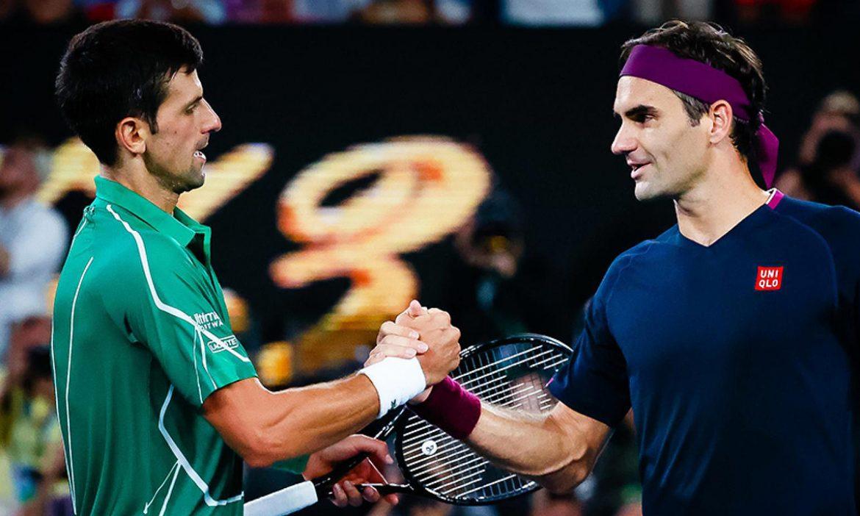 Federer: 'Djokovic dan Nadal luar biasa'
