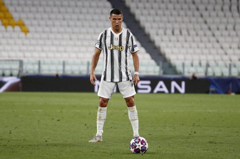 Pinsoglio: 'Ronaldo seringkali tidak beruntung saat melakukan tendangan bebas langsung'