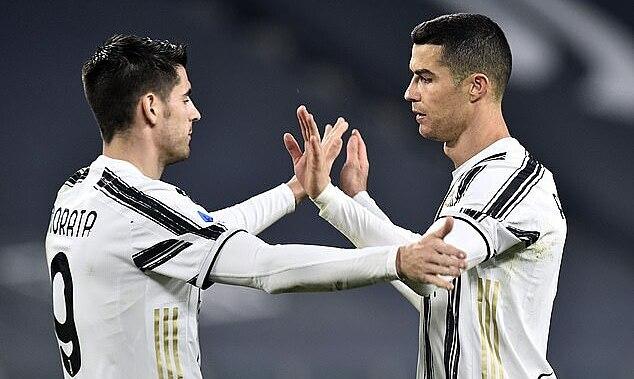 Ronaldo menghiasi kemenangan Juventus