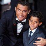 Ronaldo takut akan kurangnya keinginan putranya