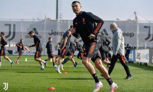 Bonucci: 'Ronaldo hanya ingin menendang Liga Champions'