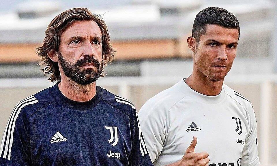 Pirlo: 'Juventus masih membutuhkan Ronaldo'