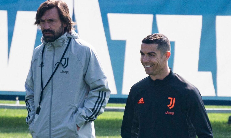 Pirlo: 'Pertandingan Porto hanya untuk Ronaldo'