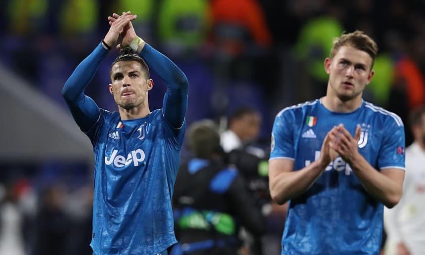 Ronaldo mendapatkan kesempatan pertamanya menjadi kapten klub