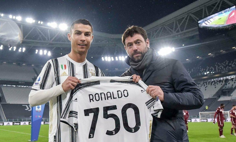 Ronaldo ingin Juventus membeli dua bintang lagi