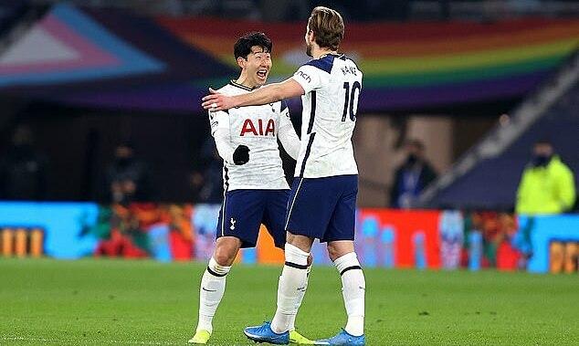 Son dan Kane membuat keajaiban di Liga Premier