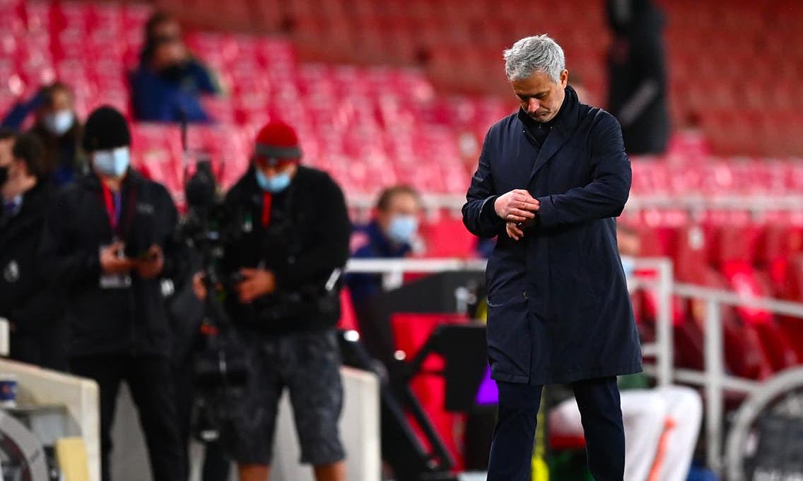 Tính ngẫu nhiên trong bóng đá của Jose Mourinho