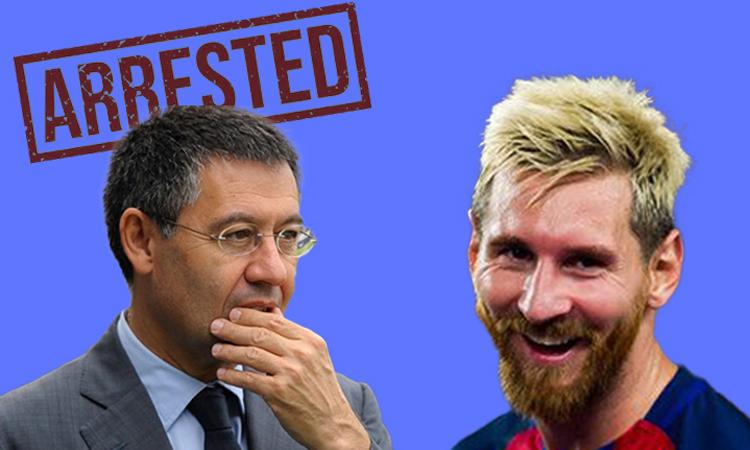 Barcagate – Peluang Messi untuk tidak adil