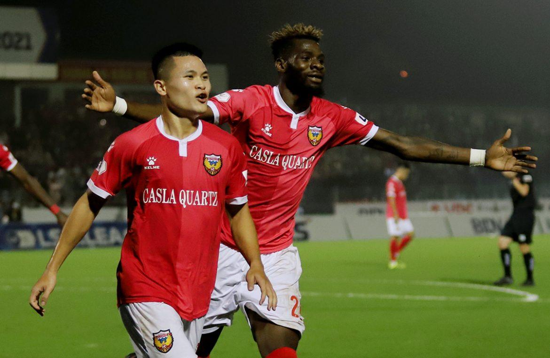 Ha Tinh memenangkan V-League untuk pertama kalinya