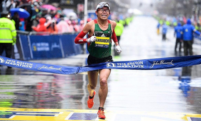 Pelari Jepang berlari 100 kali maraton penuh dalam waktu kurang dari 2 jam 20 menit