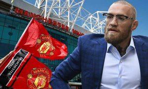 McGregor ingin membeli Man Utd