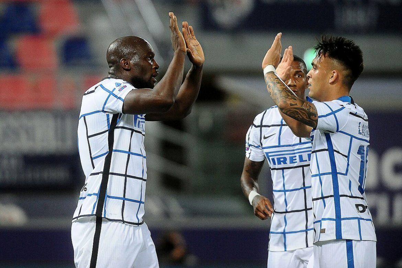 Lukaku membantu Inter membangun puncak Serie A.