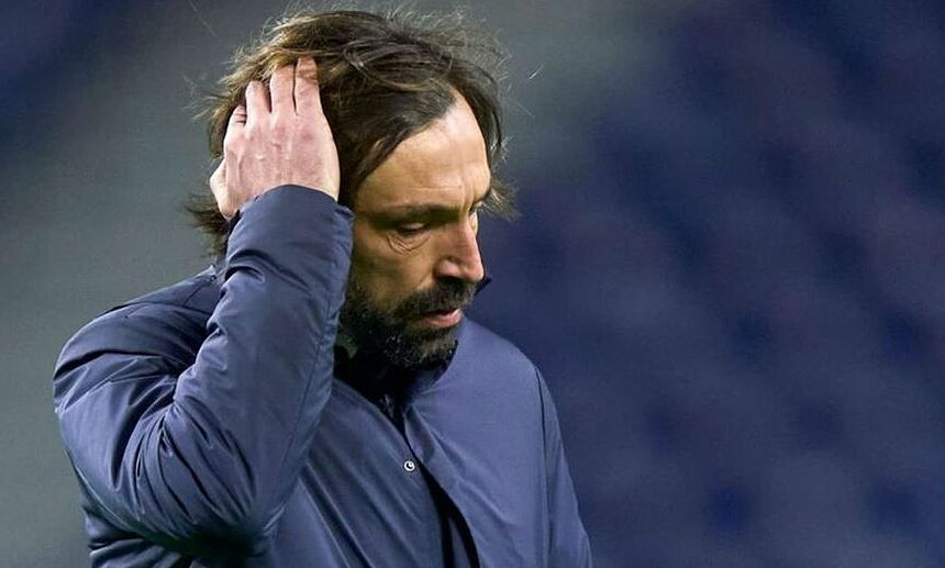 Pirlo menyalahkan pemain Juventus itu