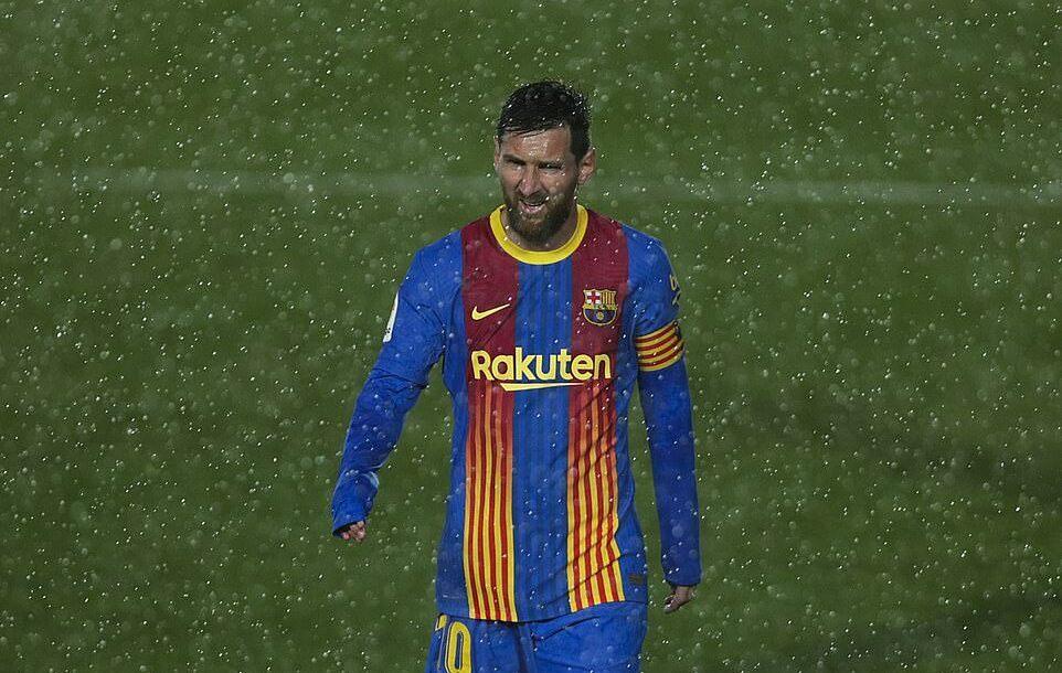 Messi mengejutkan El Clasico untuk hari ketujuh berturut-turut