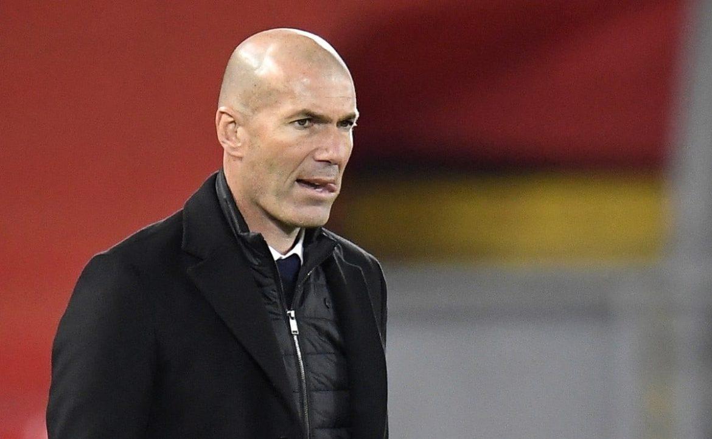 Zidane sebelum menjadi tonggak bersejarah bersama Real
