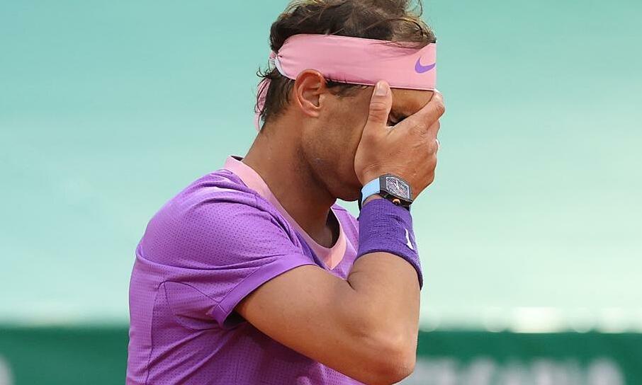 Rublev menyingkirkan Nadal di perempat final Monte Carlo Masters