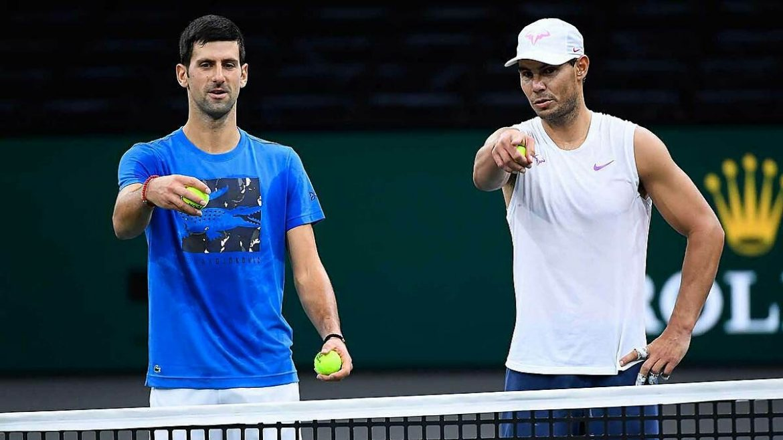 Nadal: 'Saya tidak terobsesi dengan Grand Slam seperti Djokovic'
