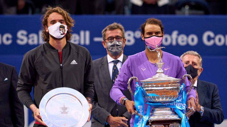 Tsitsipas: 'Keinginan Nadal lebih besar dari pemain manapun'