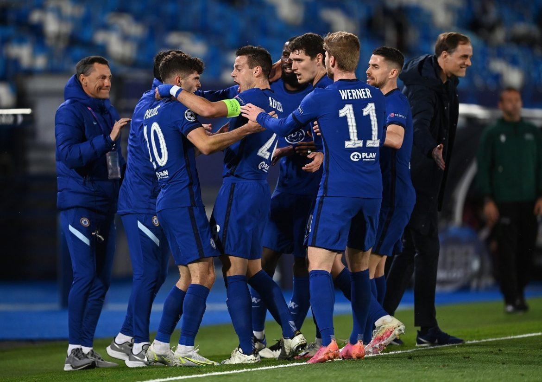 Chelsea memiliki peluang 68% untuk mencapai final Liga Champions