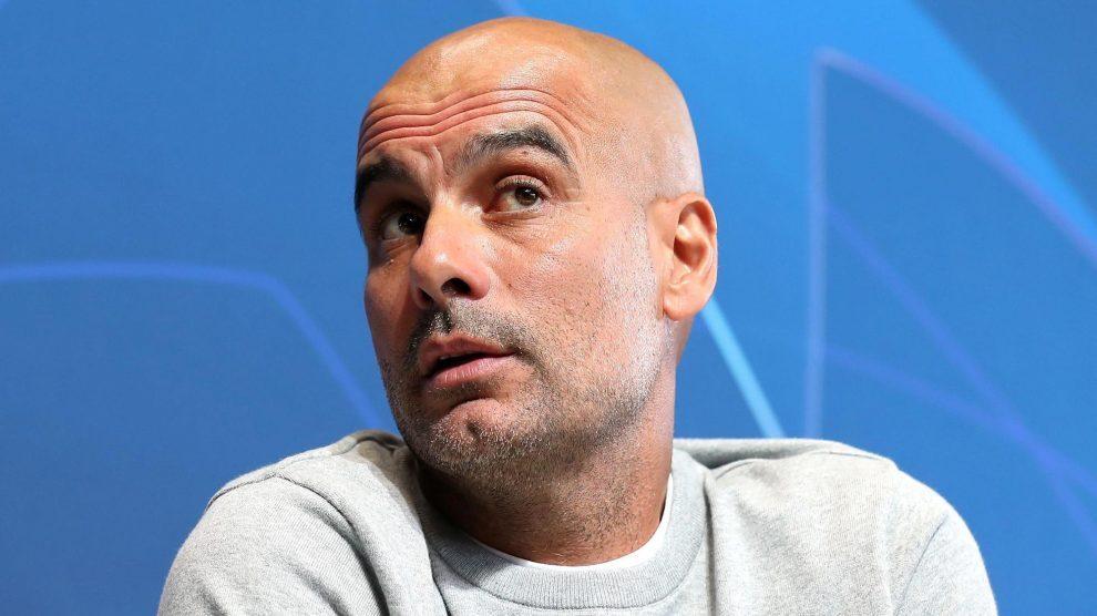 Guardiola ingin murid-muridnya menganggap enteng pertarungan dengan PSG