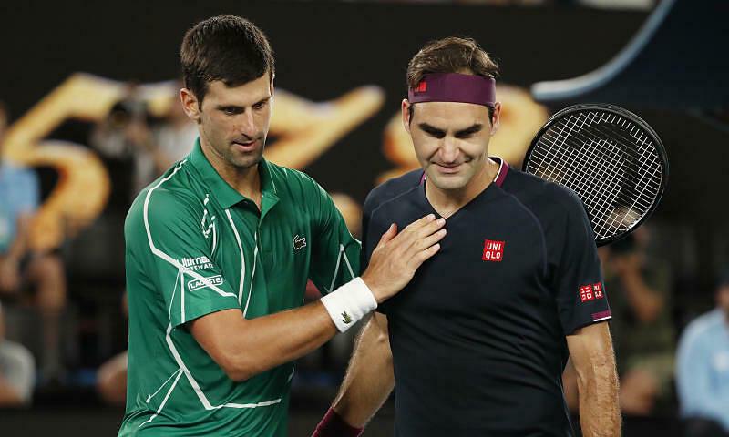 Djokovic dan Federer mengundurkan diri dari Madrid Masters bersama-sama