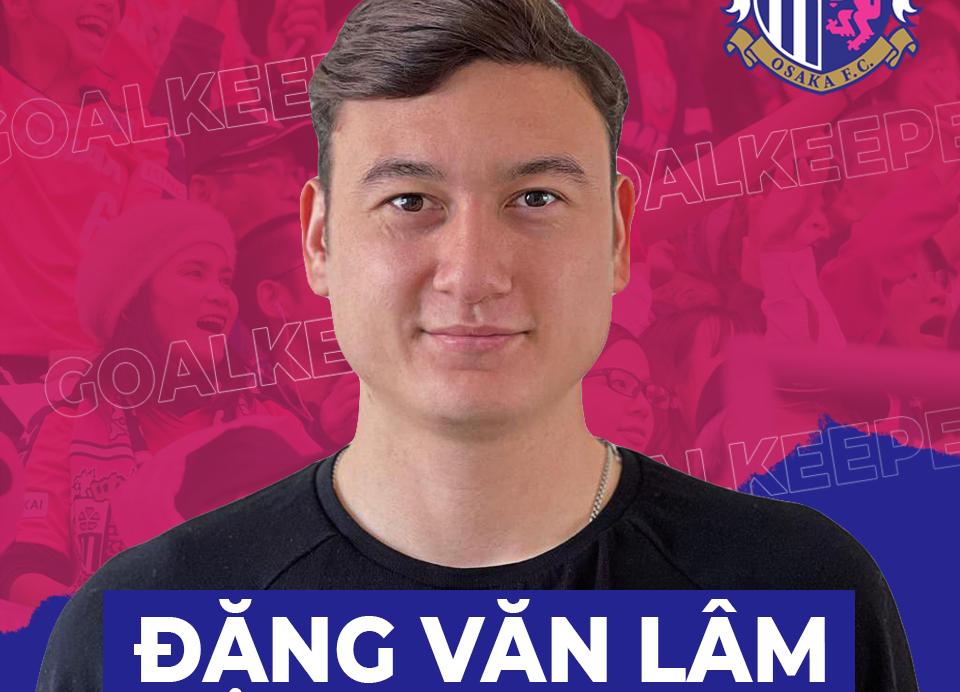 Dang Van Lam mendebutkan penggemar Jepang