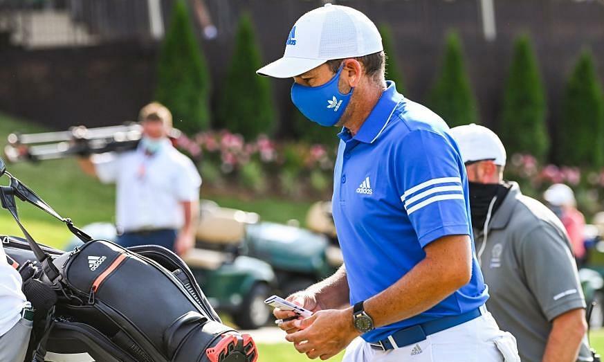 PGA Tour melonggarkan penghalang epidemi