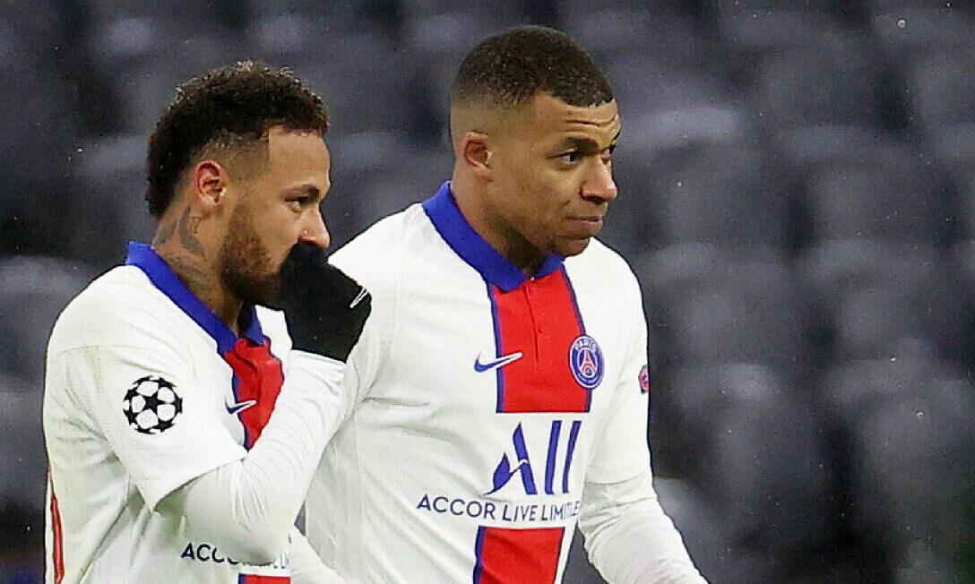 Neymar, Mbappe dan masalah sulit Man City