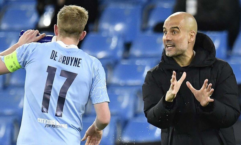 Guardiola: 'Jangan lupa pemain Man City juga manusia'