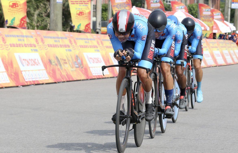 Tur Prancis membandingkan Kaus Kuning dengan penghargaan sepeda Vietnam
