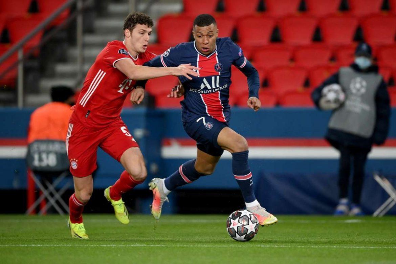 Bek Bayern berharap PSG bisa menjuarai Liga Champions