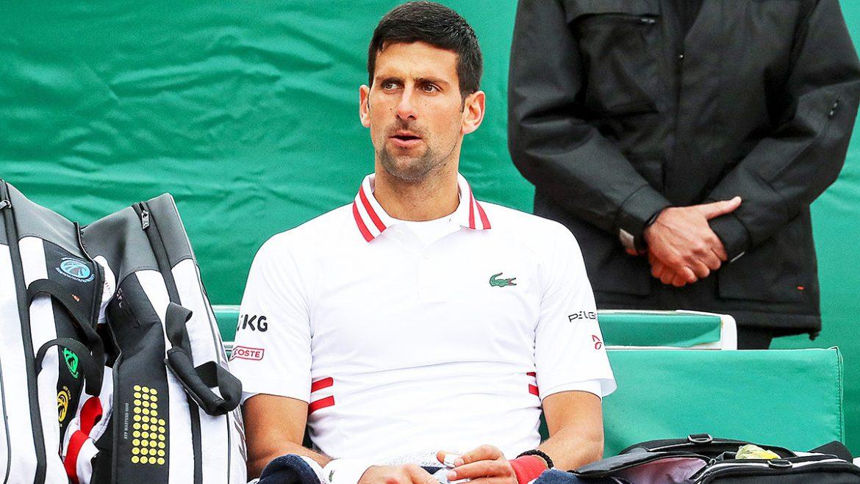 Djokovic: 'Penampilan saya terlalu buruk'