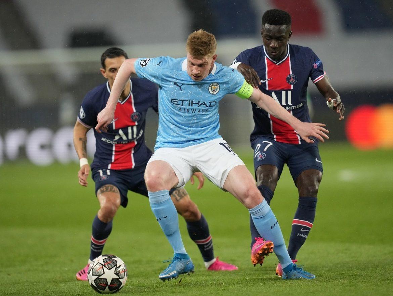 De Bruyne mengakui Man City memenangkan keberuntungan